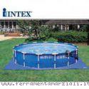 INTEX 58932 TELO BASE EASY FRAME DA CM.244